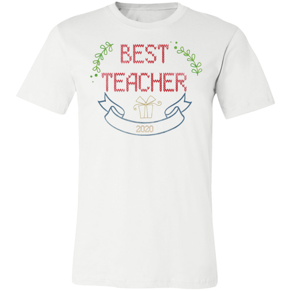 Best Teacher 2020 christmas  T-Shirt