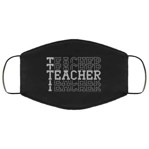 Teacher repeat  Face Mask