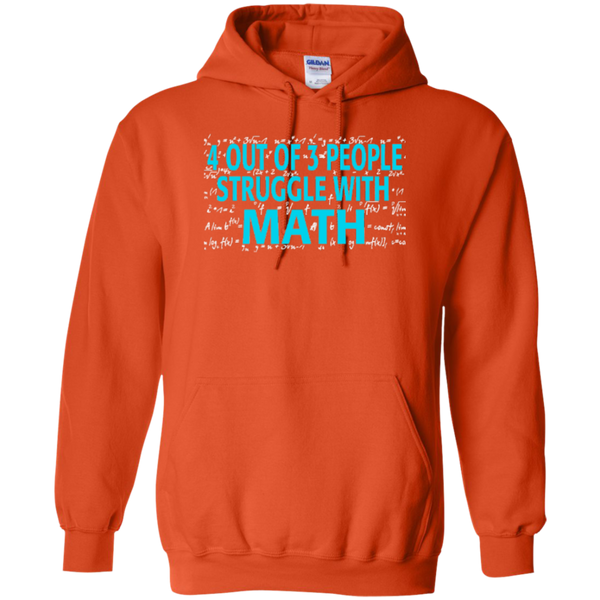 4 out of 3 People Struggle with Math Hoodie oz - TeachersLoungeShop - 8