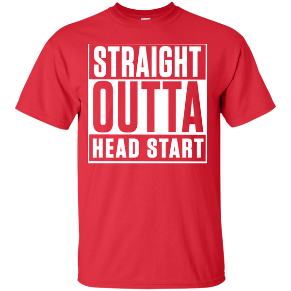 Straight Outta Head Start T-Shirt - TeachersLoungeShop - 3