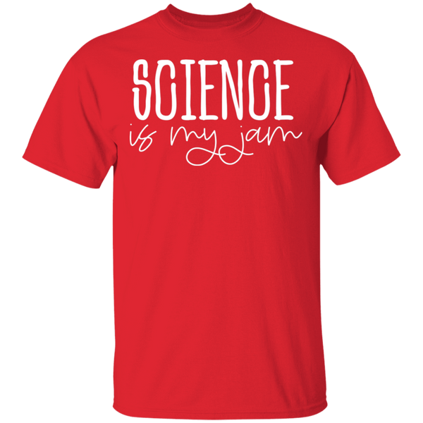 Science  is my jam  T-Shirt