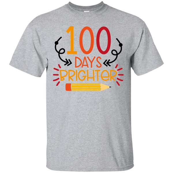 100 Days Brighter  T-Shirt