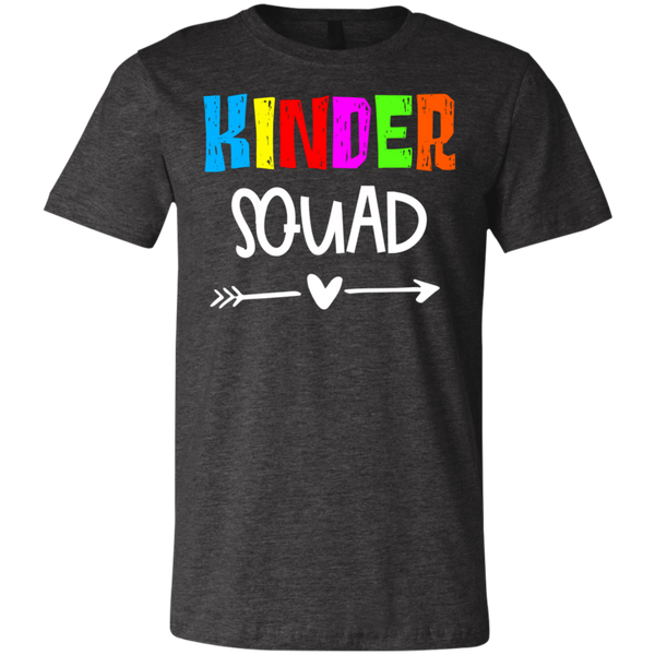 Kinder Squad   Soft Unisex  T-Shirt