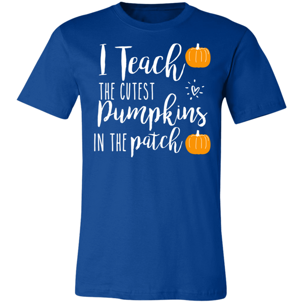 I Teach the cutest pumpkins in the patch  T-Shirt
