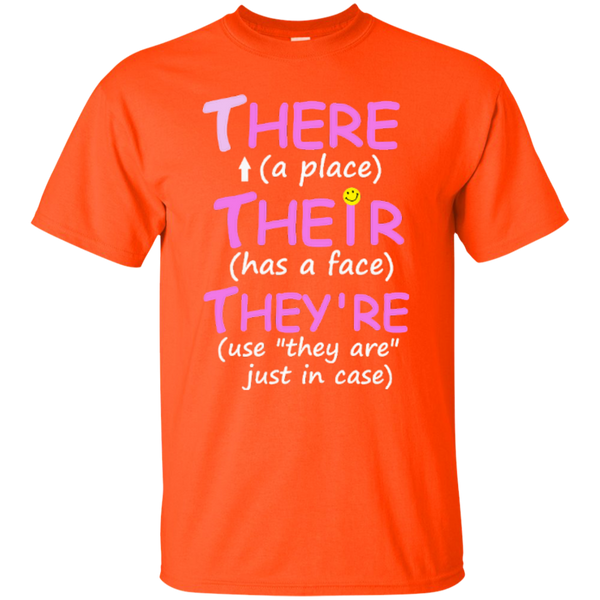 Teacher Grammar  T-Shirt - TeachersLoungeShop - 2