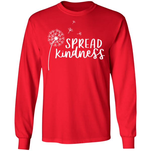 Spread kindness LS Ultra Cotton T-Shirt