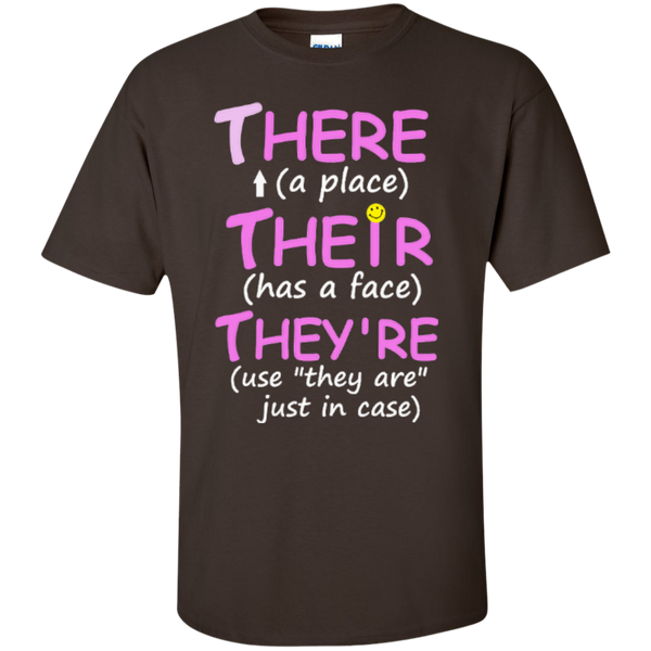 Teacher Grammar  T-Shirt - TeachersLoungeShop - 3