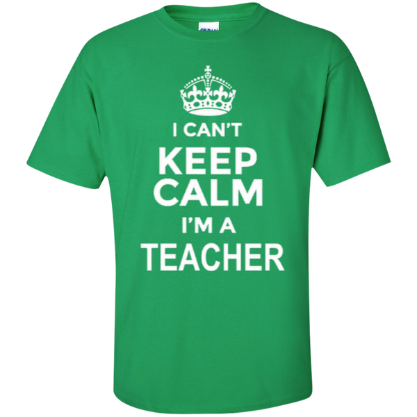 I can't Keep Calm i'm a Teacher T-shirt Hoodie - TeachersLoungeShop - 5