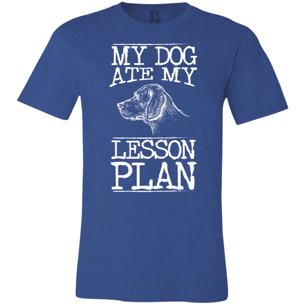 My Dog ate my Lesson plan  T-Shirt