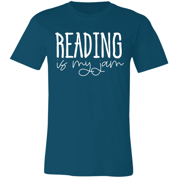 reading is my jam  T-Shirt