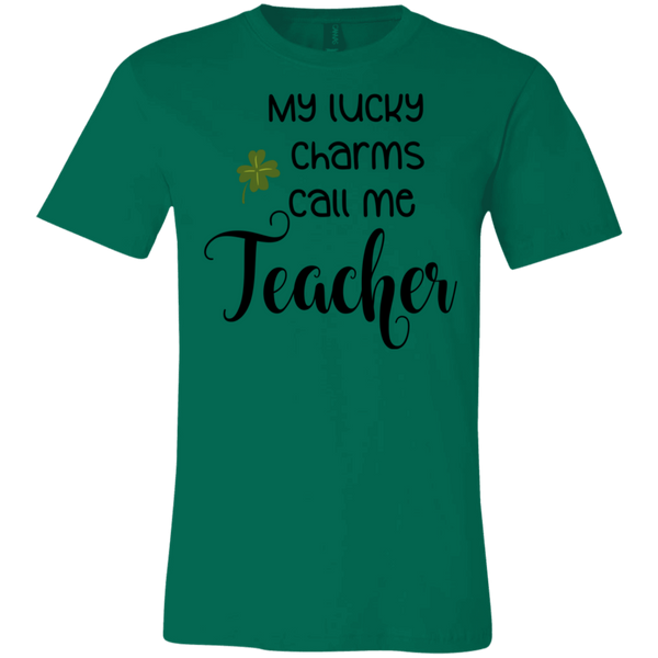 My Lucky Charms call me Teacher  Tshirt