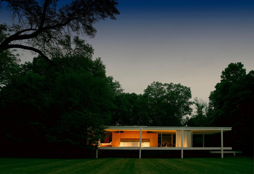 Architecture 🦢: Farnsworth House