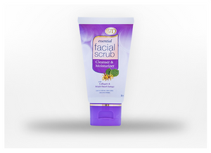 GT Cosmetics Facial Scrub (50ml) - GT Cosmetics
