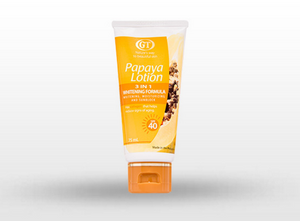 GT Cosmetics Papaya Lotion - GT Cosmetics