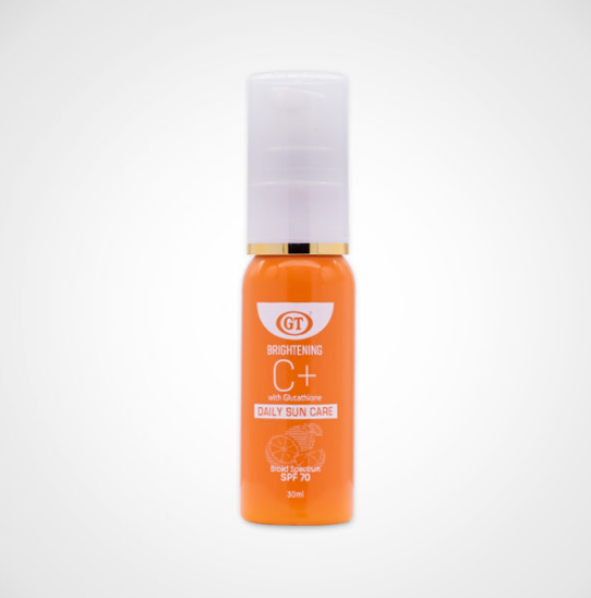 GT Brightening C+ Daily Sun Care