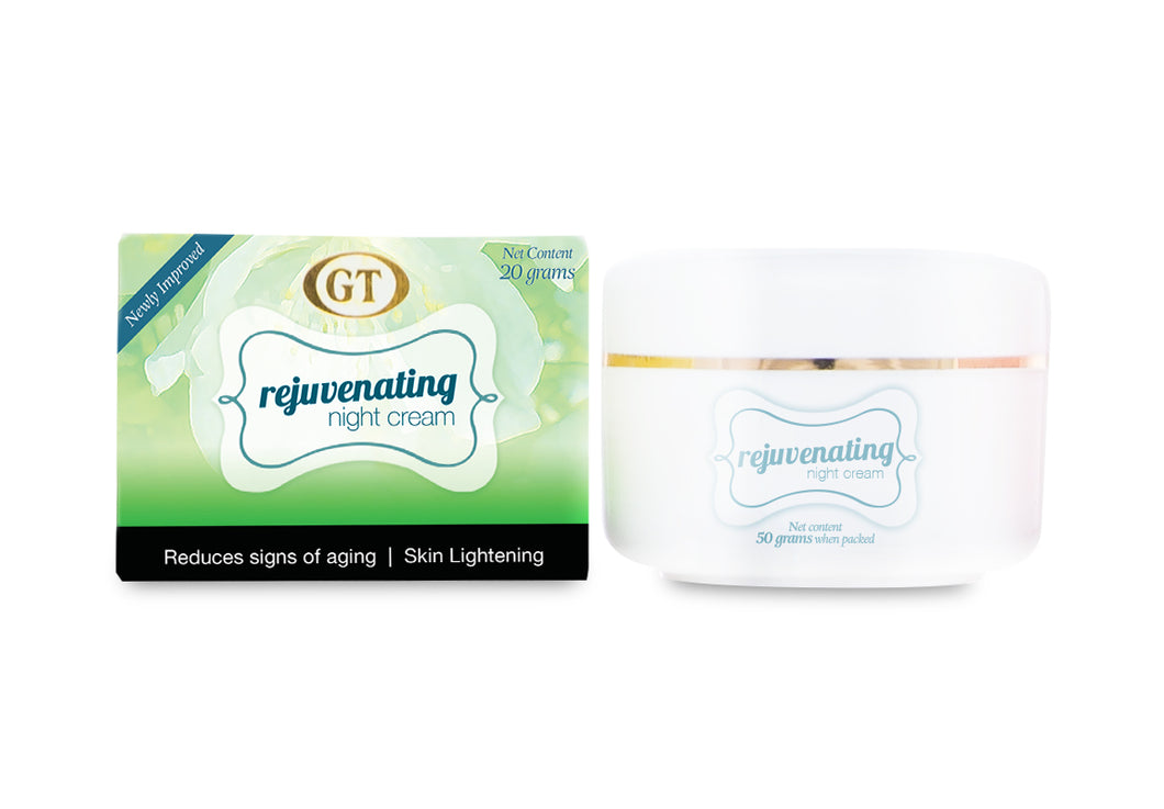GT Cosmetics Rejuvenating cream - GT Cosmetics
