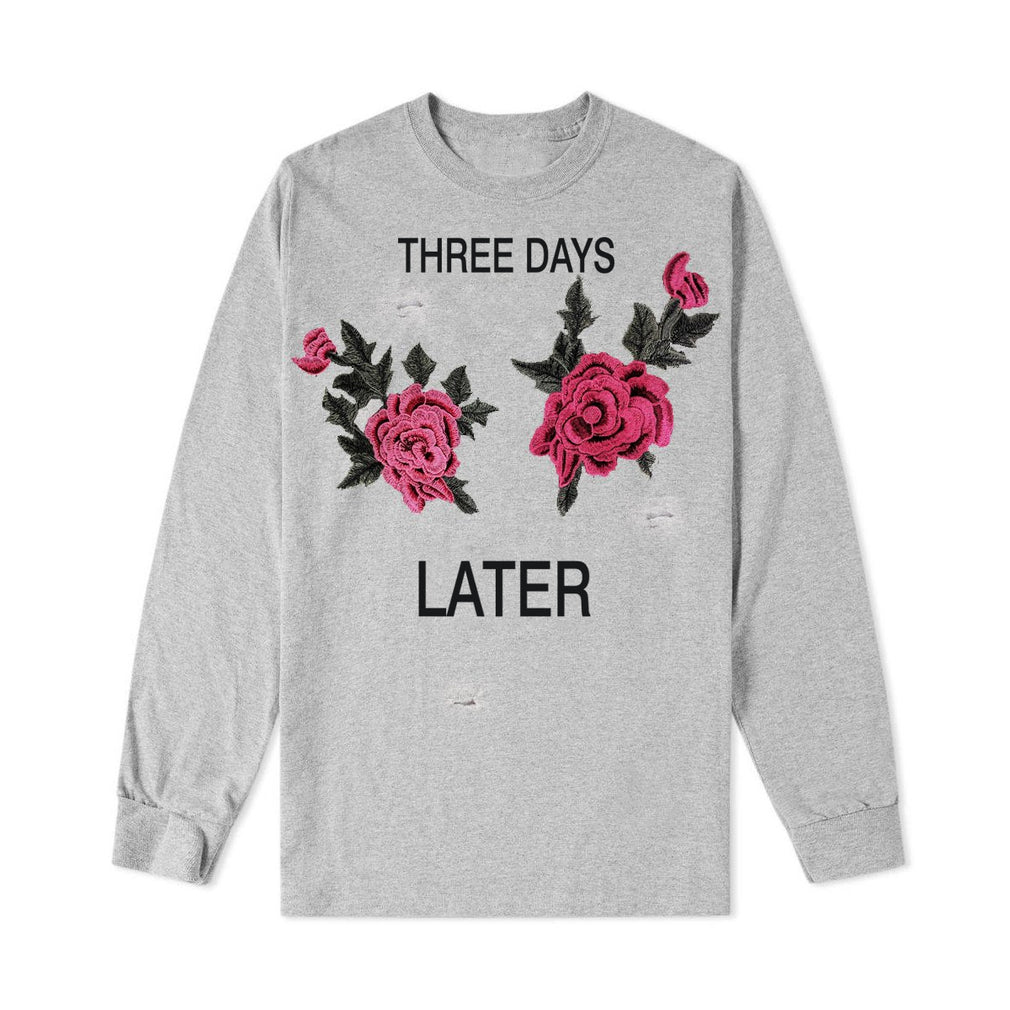 3 Days Later Crewneck