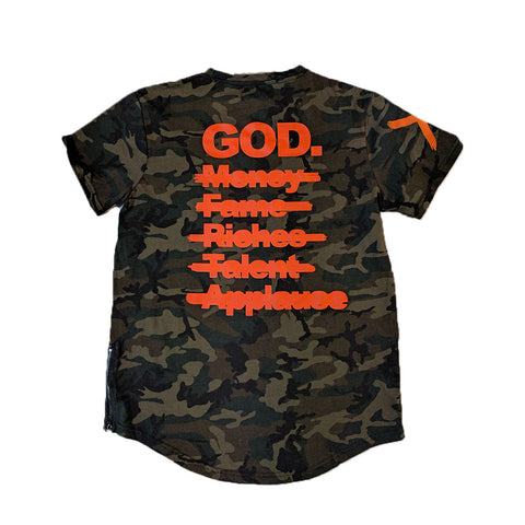 Camo God Over Everything