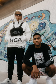 HGA White Pearl Windbreaker