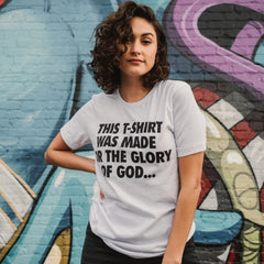 HGA Made for the Glory of God Tee