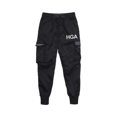 HGA Black Tactical Pants