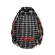 HGA Distressed Flannel