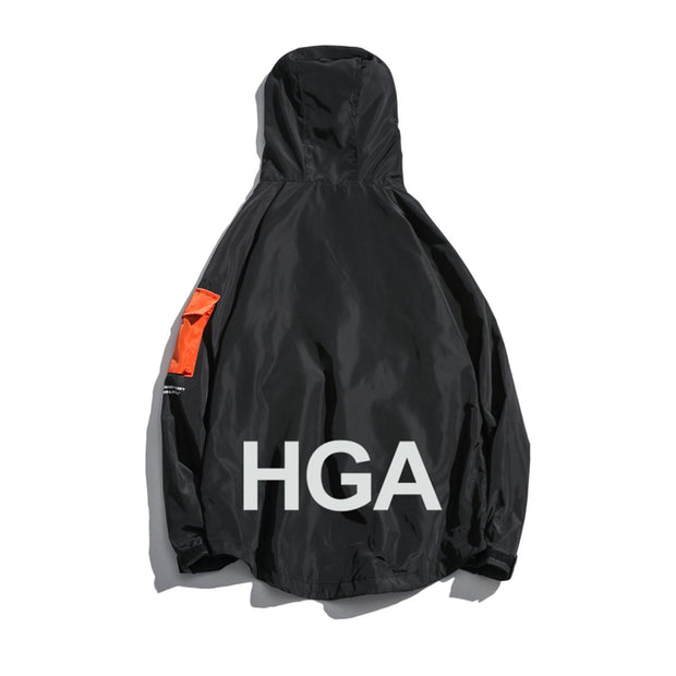 HGA Native Season 19 Windbreaker