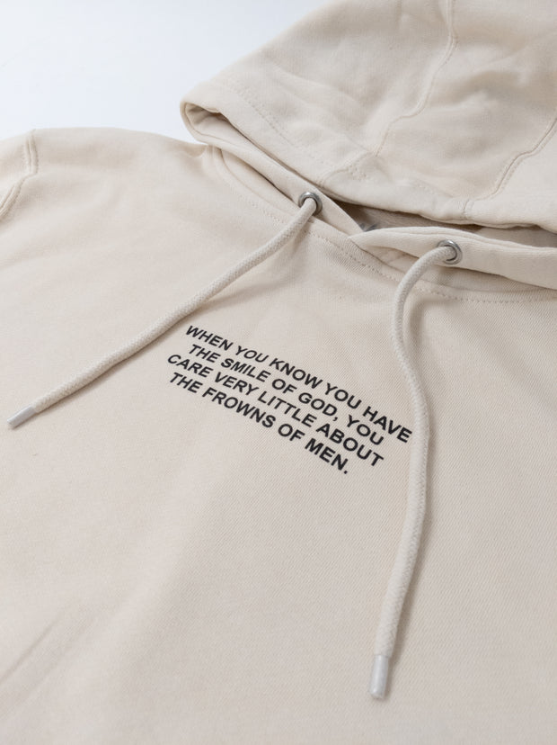 HGA Smile of God Sand Hoodie
