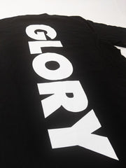 HGA Glory Satisfy Black Tee