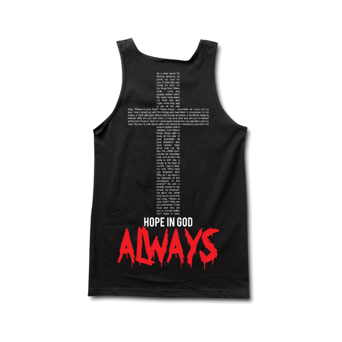 HGA Trust God Always Tanktop