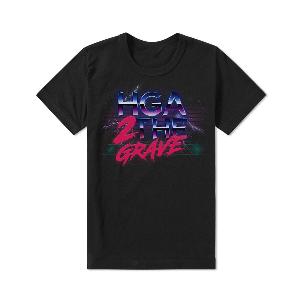 HGA 2 The Grave Tee