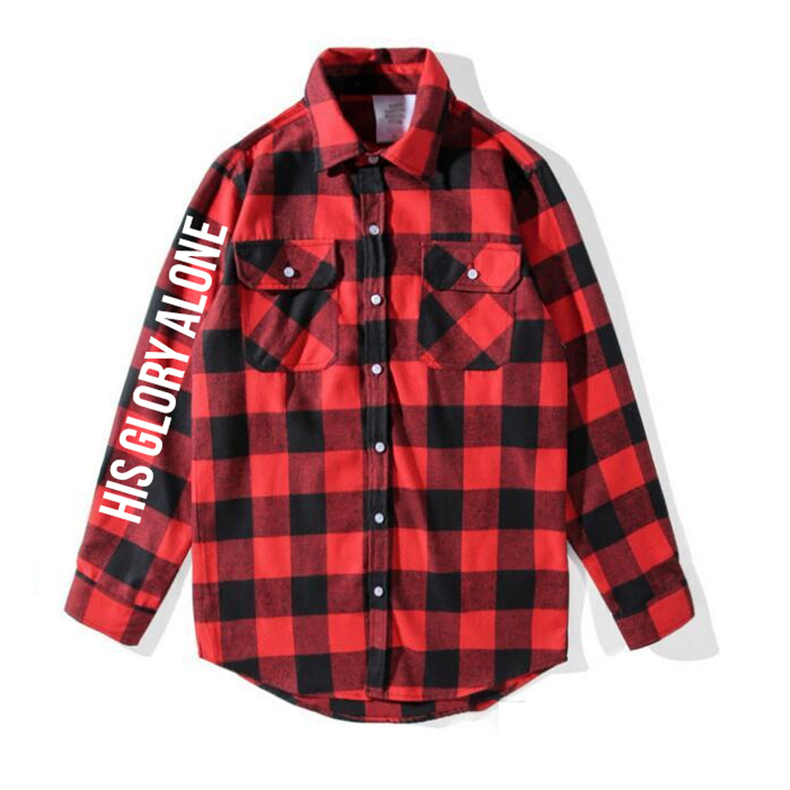HGA Flannel Rebel Tee