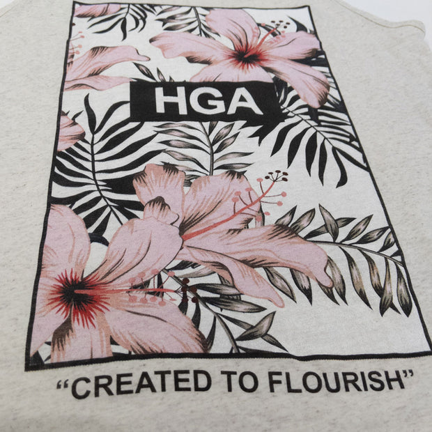 HGA Created to Flourish  Tanktop