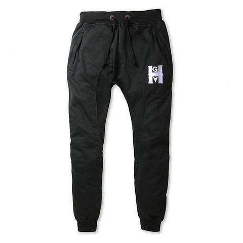 HGA Embroidered Joggers