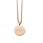 HGA Faithful - Rose Gold Necklace