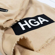 HGA Tan Sweat Shorts