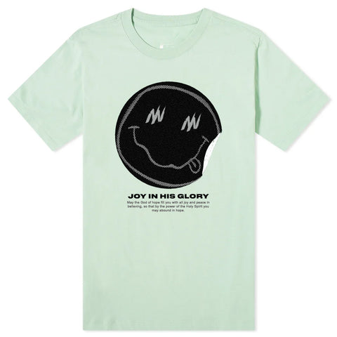 HGA Smile Joy Mint Tee