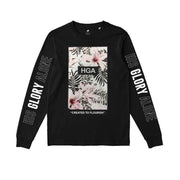 HGA Created to Flourish Longsleeve - Black