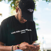 Love God Love Neighbor Tee