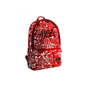 HGA Red Lyric Backpack