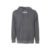 HGA God Over Everything Vintage Grey Hoodie
