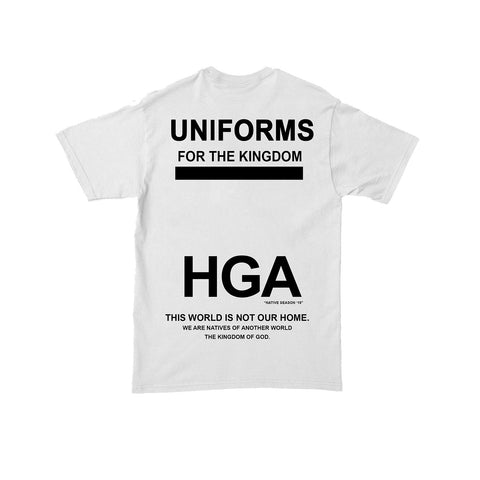 HGA Uniforms Team Tee