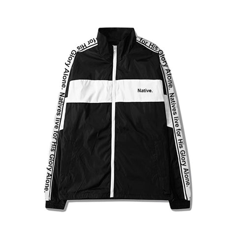 HGA Native Track Jacket