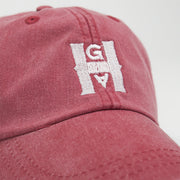 HGA Red Dad Hat