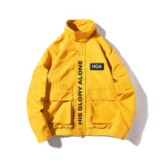 HGA Japan Glory Parka Yellow Jacket