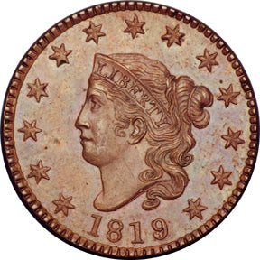 Large Cents (1793 - 1857)