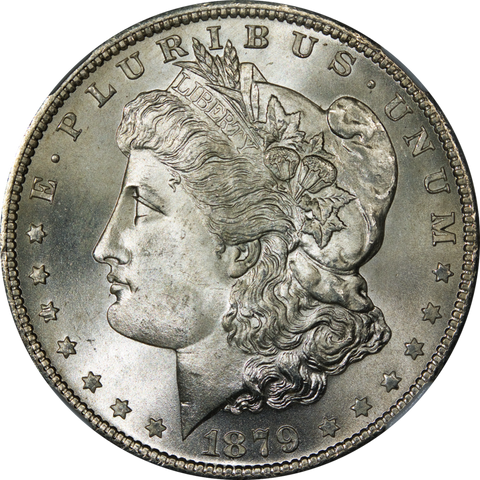 Morgan Silver Dollars (1878 - 1904)