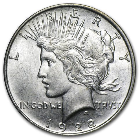 Peace Silver Dollars (1921-1928, 1934-1935)