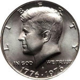 John Fitgerald Kennedy - JFK - Half Dollars - San Francisco Mintage Proofs