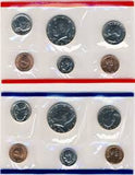 107PD 1987 US Mint Set; In Original Mint Packaging Uncirculated